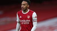 Arsenal striker, Pierre-Emerick Aubameyang