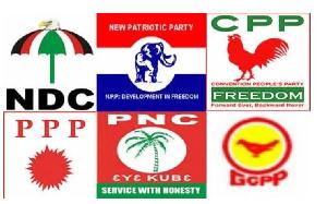 Political parties' logo