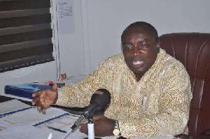 NPP General Secretary, Kwabena Agyepong