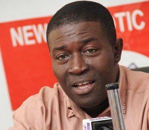 Managing Director of State Transport Company, Nana Akomea