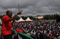 Vice President, Kwesi Amissah-Arthur