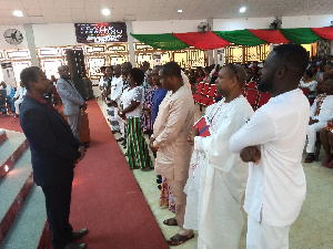 The Volta Regional branch of the National Democratic Congress (NDC)