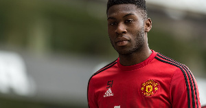 Dutch born Ghanaian defender, Timothy Fosu-Mensah