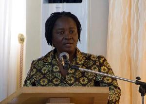 Professor Naana Jane Opoku- Agyemang, Education Minister