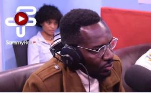 Ball J was speaking on Zylofon FM's 'Showbiz Agenda'