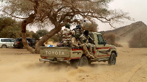 Niger Soliders
