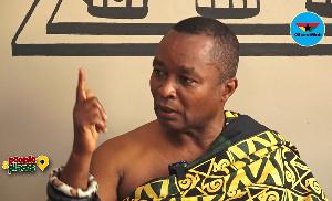 Kronti Osafohene of Akropong, Nana Addo Kwataa