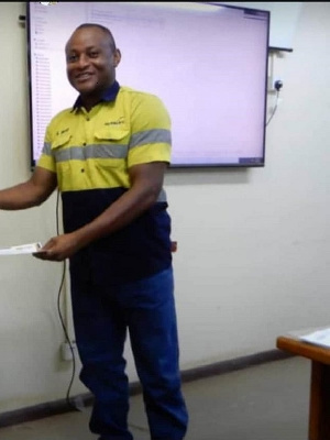 Daniel Asiedu Akrofi, the deceased