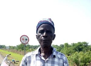 Chief Dari Abdulai Kantara