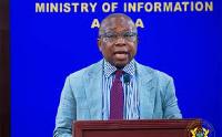 Health Minister, Kwaku Agyeman-Manu