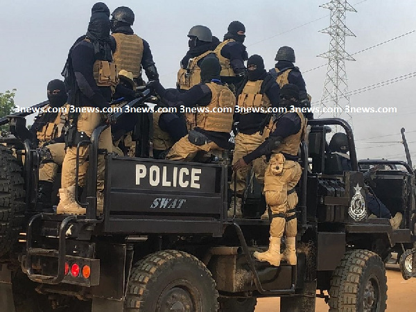 SWAT team 'disables' two men as over 70 residents flee Ankwaso town