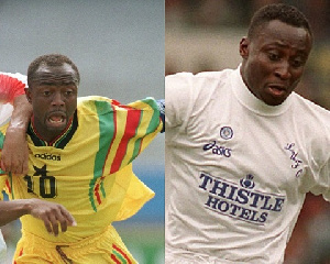 Just like Abedi Pele, Anthony Yeboah's best years came before the expansion of the Ballon d'Or