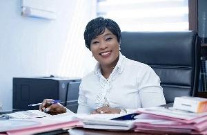 Cynthia Dapaah-Ntow, sacked Head of Legal Affairs at FDA