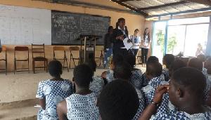 Teacher Shs Class