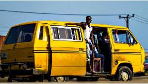 Danfo Bus Trotro