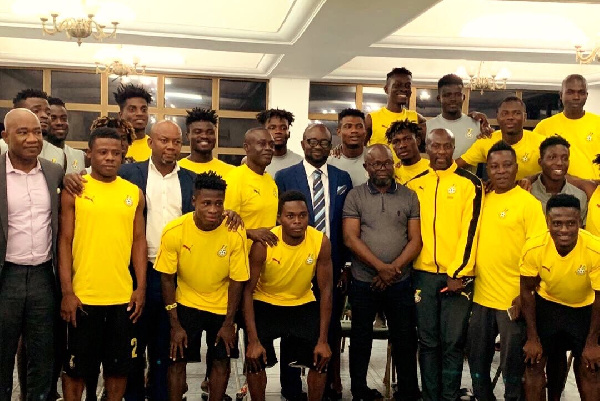 U23 Afcon Black Meteors Jet Off To Egypt Today