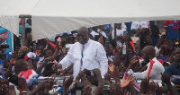 President-elect Nana Akufo-Addo won the election on his third attempt with an emphatic victory