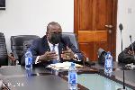 Lands and Natural Resources Minister, Samuel Abu Jinapor