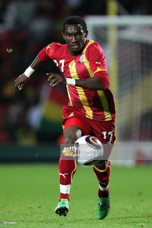 Former Black Stars defender,Lee Addy