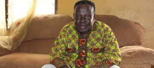 Veteran Ghanaian actor and producer, Frimpong Manso, popularly known as Osofo Dadzie