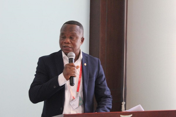 Mr Kizito Ballans, the Chief Director of the Ministry of Employment and Labour Relations