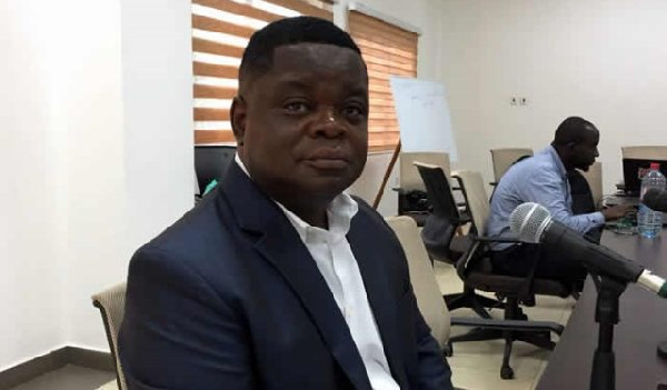 Professor Peter Quartey, Director of Institute of Statistical, Social and Economic Research (ISSER)