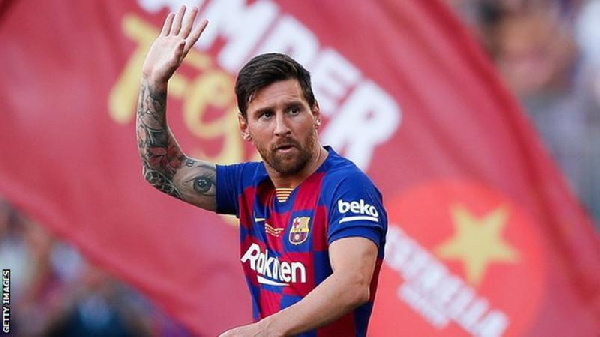 Official: Lionel Messi to leave Barcelona