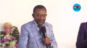 Leader of Glorious Word Power Ministry International, Rev Isaac Owusu Bempah