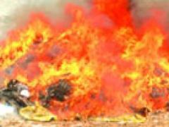 Fire.      File photo.