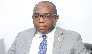 Professor Christian Agyare is the Vice-Dean of the Faculty of Pharmacy and Pharmaceutical Sciences