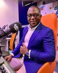 Noel Nutsugah is host of the STATECRAFT morning show