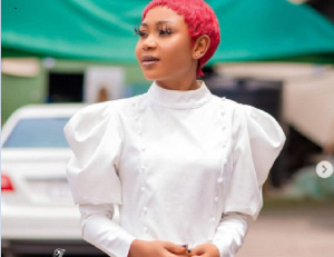 Rosemond Brown aka 'Akuapeem poloo'