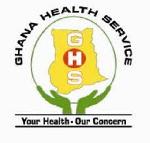 Logo of Ghana Health Service