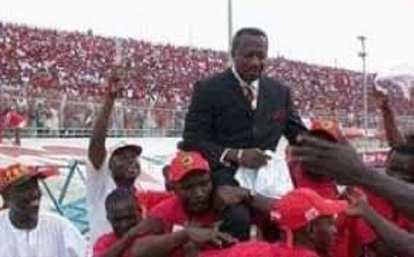Today in Sports History: Asante Kotoko CEO banned from football
