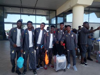 The Satellites departed Ghana yesterday for the tournament