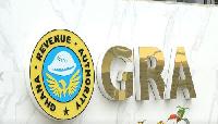 Logo of the Ghana Revenue Authority(GRA)