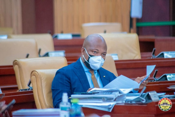 I don't understand Ablakwa's letter of resignation from the Appointments Committee – Asiedu Nketia