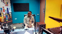Pastor Kwadwo Agyekum