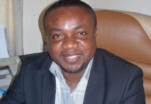 Director of Communications and Board Member of Charitable CEOs, Mr. Eric Affaidu
