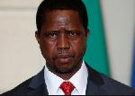 Zambia's  President, Edgar Lungu
