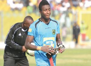 Asante Kotoko captain, Felix Annan