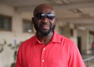 Mr George Afriyie New