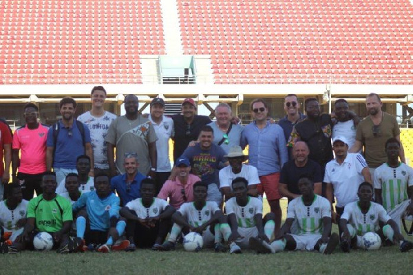 Inter Allies organises 3-day camp for scouts