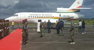 Ghana Presidential Jet Monrovia.png