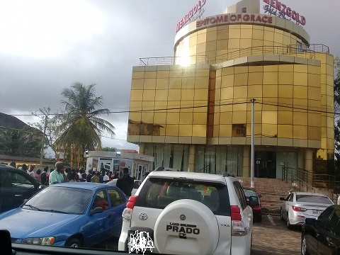 Menzgold has blamed its inability to pay dividends on the SEC