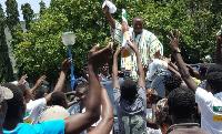Hassan Ayariga, Flag bearer of APC