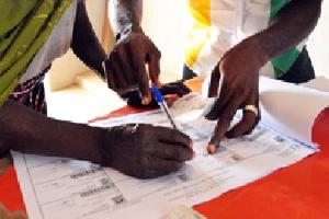 Biometric Voters Register