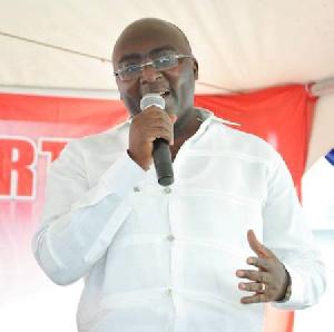 Dr Bawumia New NPP