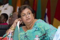 Hannah Tetteh Minister for Foreign Affairs