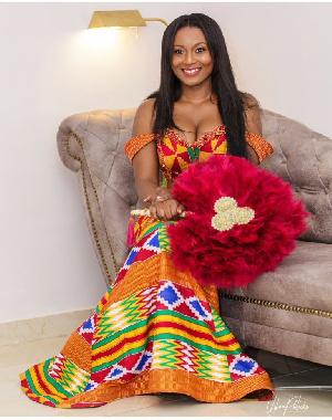 Wife of musician Sarkodie, Tracy Owusu Addo